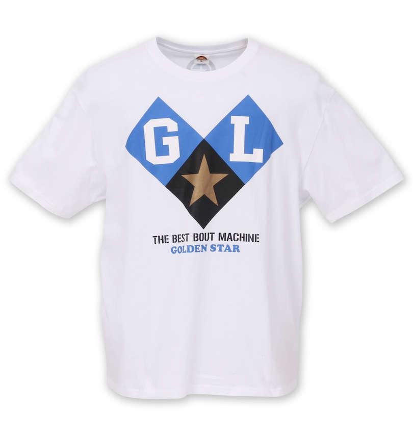 e3c72d9669dd3c NJPW ゴールデン☆ラヴァーズ半袖Tシャツ | Japanese Big & Tall Clothing Shop | Mid JP
