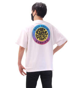 RIP CURL ROCK SOLID半袖Tシャツ