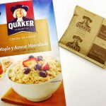 Diet with popular oatmeal .How easy is it to eat delicious?